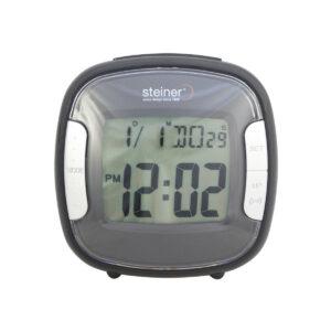 reloj digital despertador - STEINER