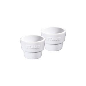 soporte de cerámica para huevos - staub