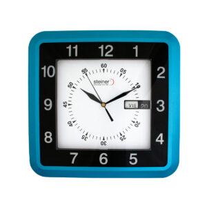 reloj con fechador - steiner
