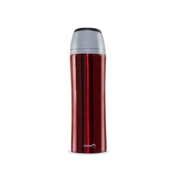 termo rojo 450 ml - Steiner