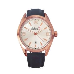 reloj análogo caballero - STEINER