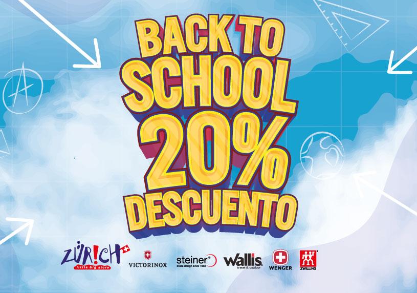 ZURICH - Back to School